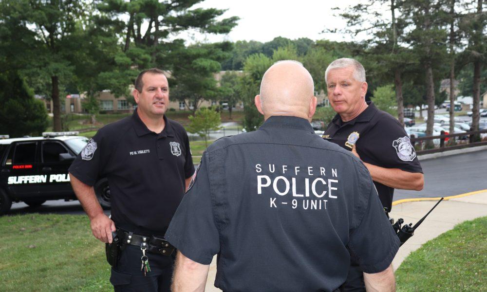 Suffern PD Host Annual US Police K-9 Association Region 7
